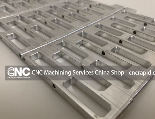 CNC Machining Services China Shop