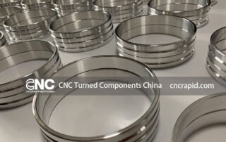 CNC Turned Components China