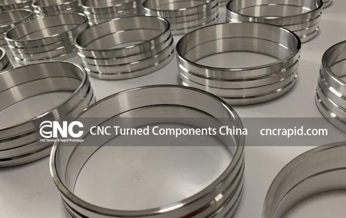 CNC Turned Components China