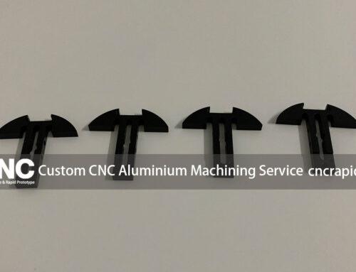 Custom CNC Aluminium Machining Service