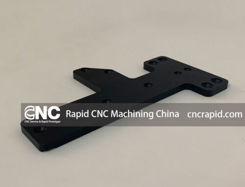 Rapid CNC Machining China