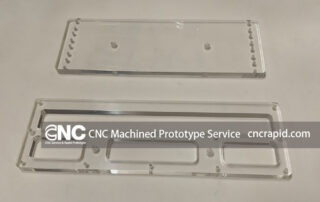 CNC Machined Prototype Service