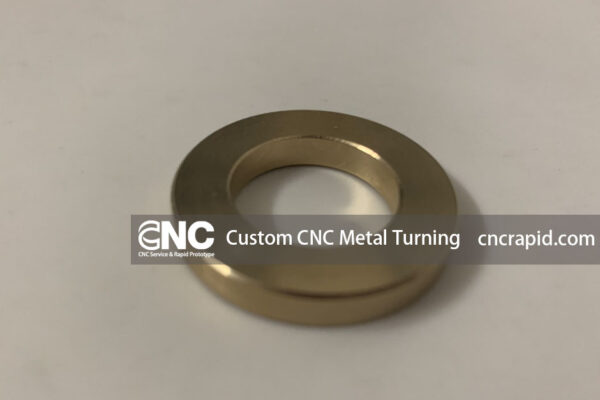 Custom CNC Metal Turning
