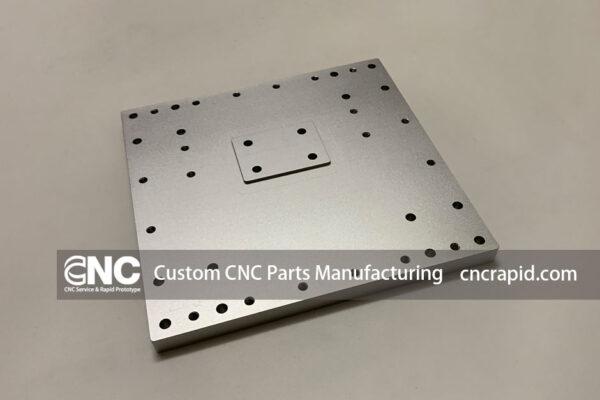 Custom CNC Parts Manufacturing