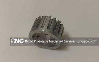 Rapid Prototype Machined Services