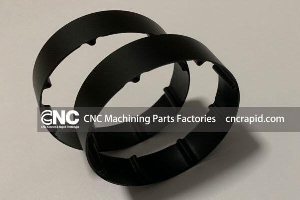 CNC Machining Parts Factories