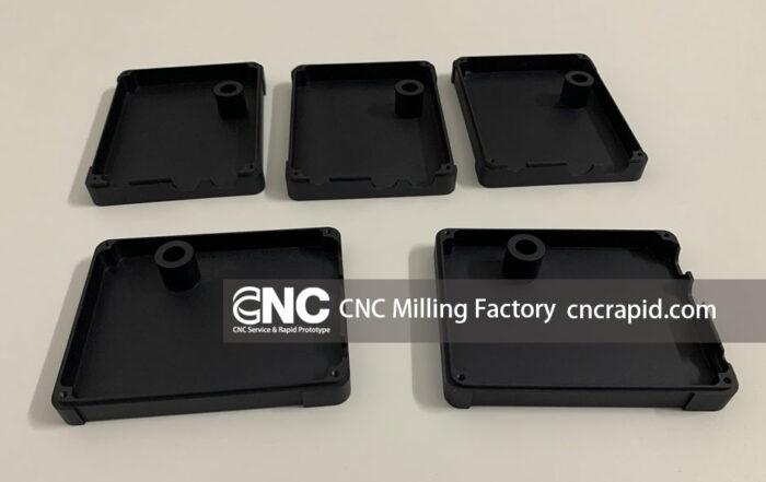 CNC Milling Factory