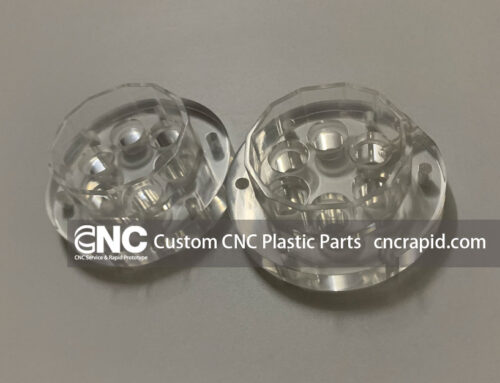 Custom CNC Plastic Parts