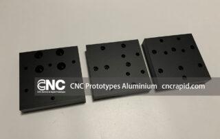 CNC Prototypes Aluminium