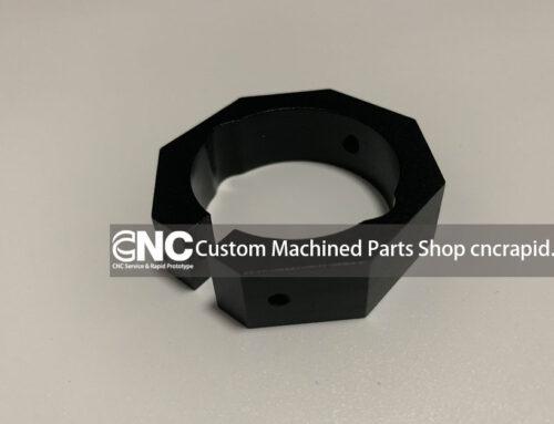 Custom Machined Parts Shop