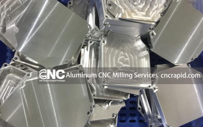 Aluminum CNC Milling Services