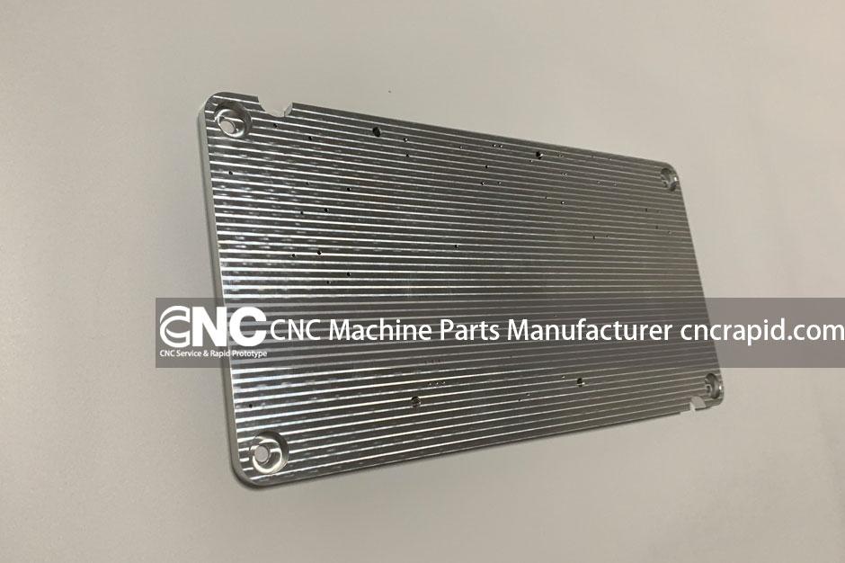 CNC Machine Parts Manufacturer