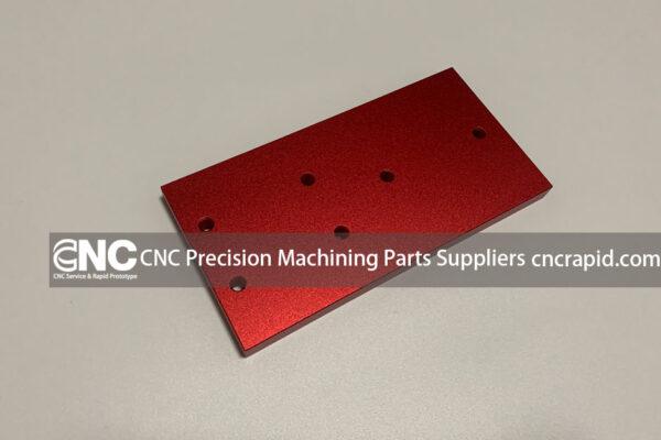 CNC Precision Machining Parts Suppliers